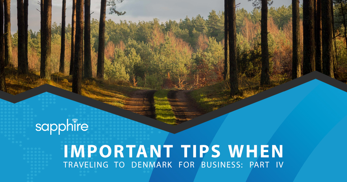 Wireless Internet Hotspot Important Tips When Traveling To Denmark For Business Part Iv